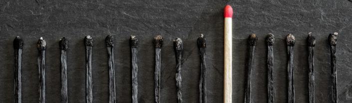 Imagem de destaque do Artigo: Síndrome de Burnout - Descubra o que é e como as Empresas podem ajudar no Combate